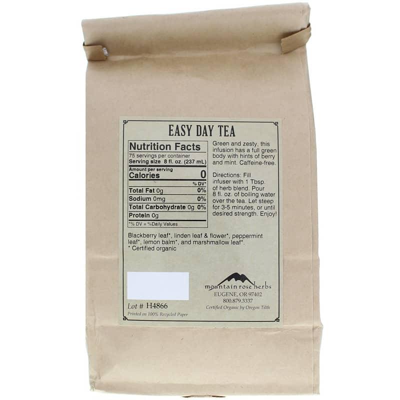 Easy Day Tea