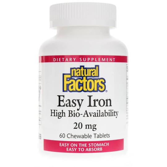 Easy Iron 20 Mg Chewable