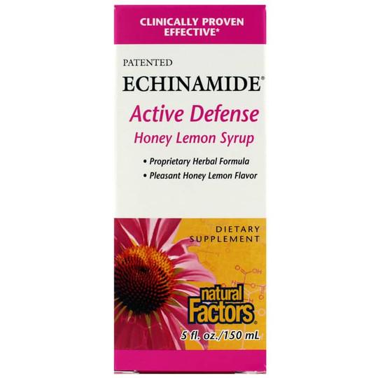 Echinamide Active Defense Honey Lemon Syrup