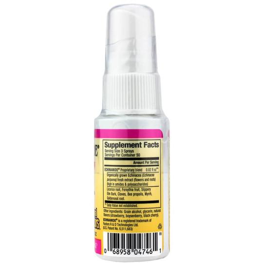 Echinamide Throat Spray Formula with Propolis