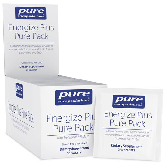 Energize Plus Pure Pack