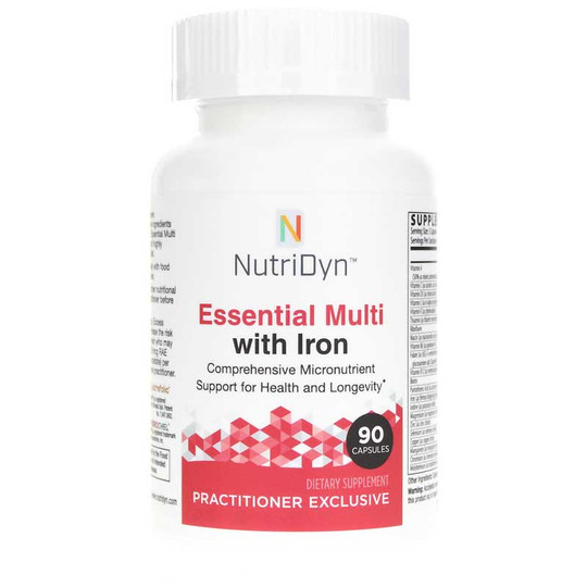 Essential Multi with Iron