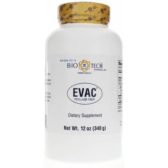 EVAC Psyllium Fiber Powder