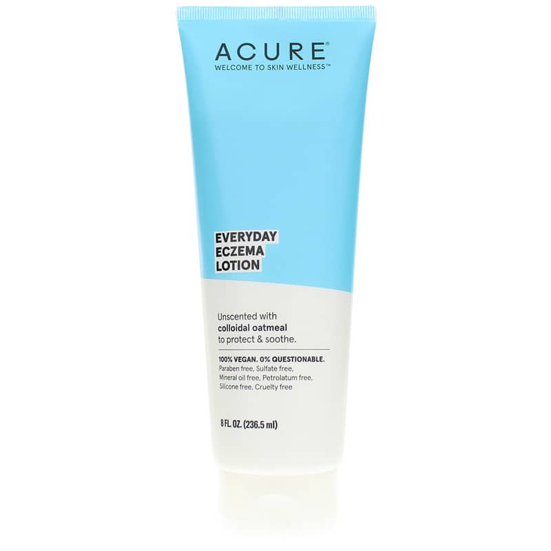 Everyday Eczema Lotion Unscented, Acure Organics
