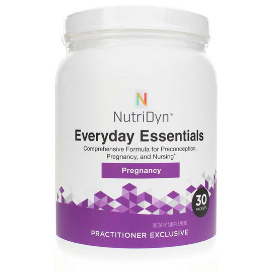 Everyday Essentials Pregnancy
