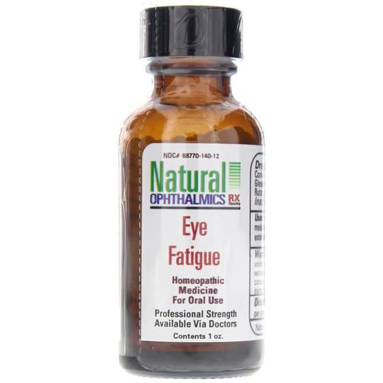Eye Fatigue Homeopathic Pellets