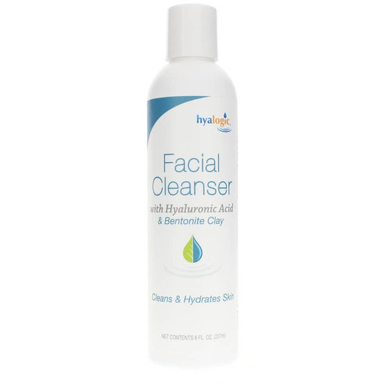 Facial Cleanser with Hyaluronic Acid