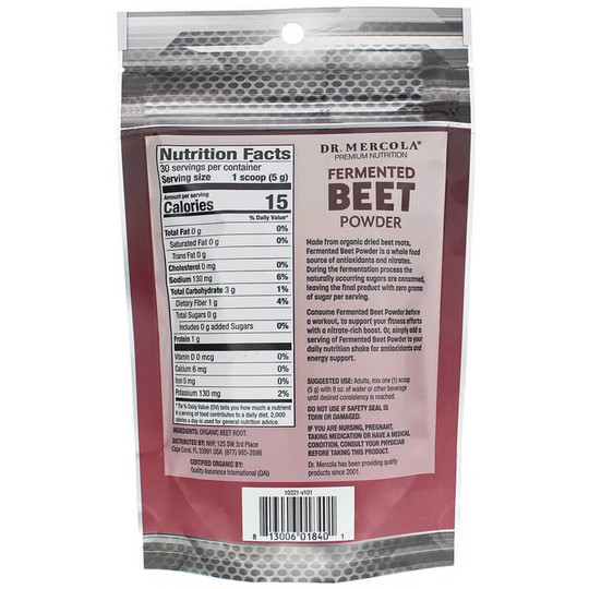 Fermented Beet Powder
