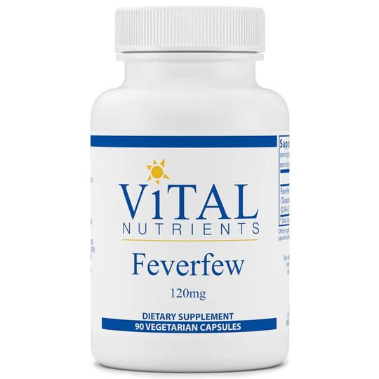 Feverfew 120 Mg