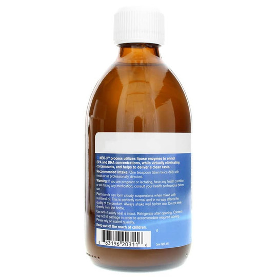 Finest Pure Fish Oil with Plant Sterols