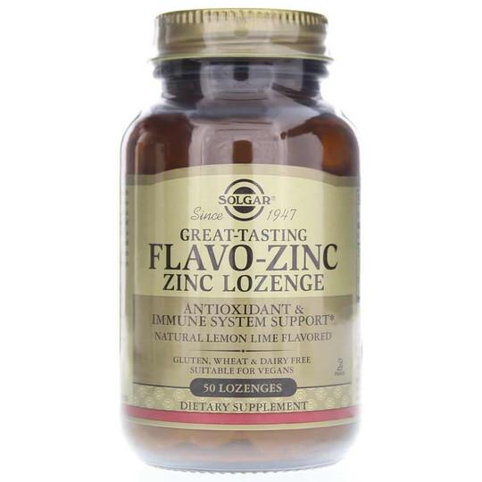 Flavo-Zinc Zinc Lozenge