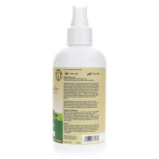 Flea + Tick Spray for Dogs and Cats of All Sizes