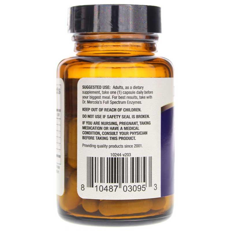 Gallbladder Enzymes 30 Capsules