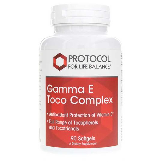 Gamma E Toco Complex