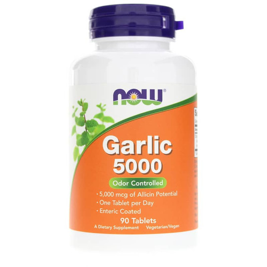 Garlic 5000 Odor Controlled
