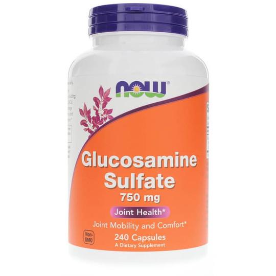 Glucosamine Sulfate 750 Mg