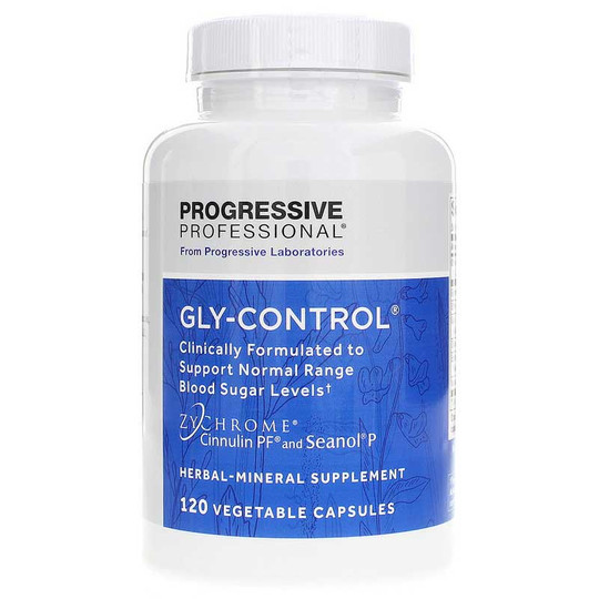 Gly-Control Herbal Mineral Supplement