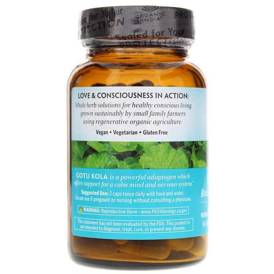 Gotu Kola Certified Organic