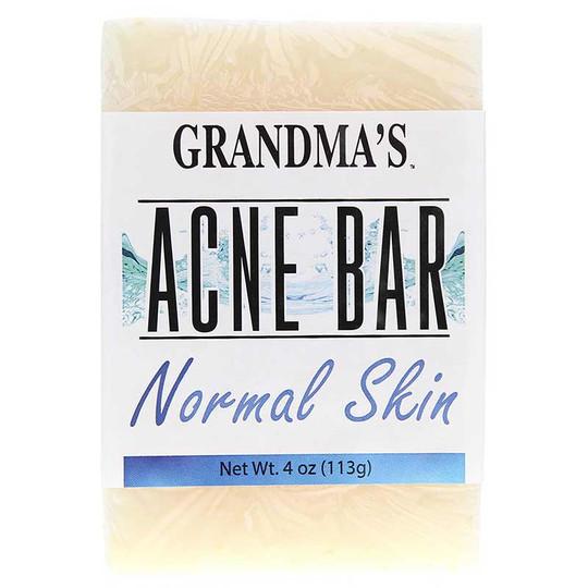 Grandmas Acne Soap Bar Normal Skin