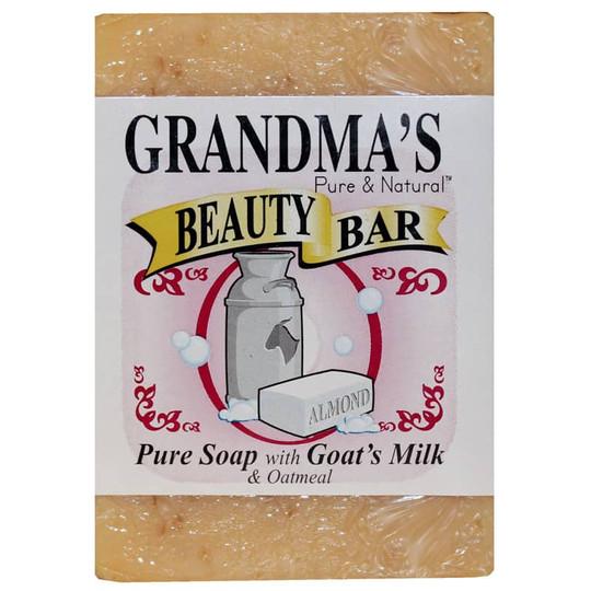 Grandmas Pure Soap w/Goats Milk & Oatmeal