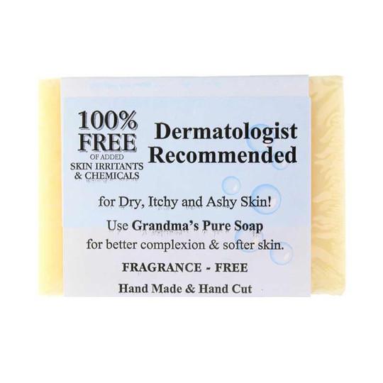 Grandmas Lye Soap Bar