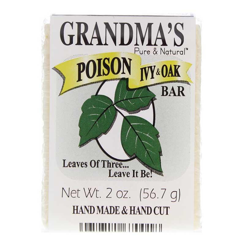 Remwood Products Grandmas Poison Ivy & Oak Bar Soap Bar 2 Oz