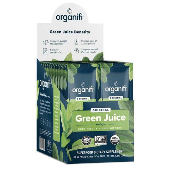 Green Juice Go Packs