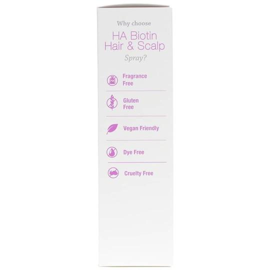 HA Biotin Hair & Scalp Spray