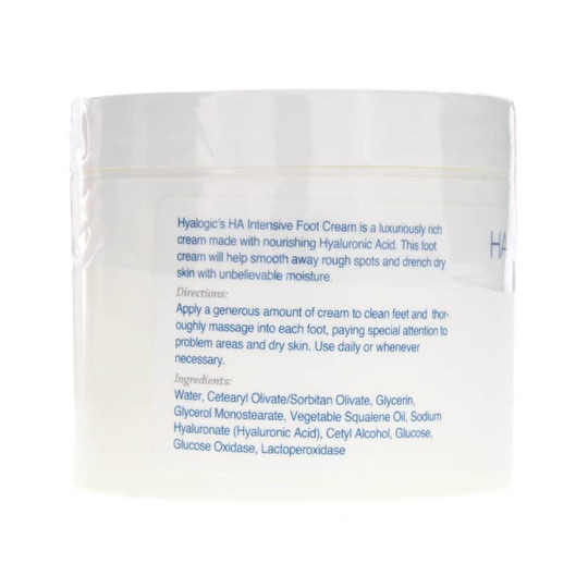 HA Intensive Foot Cream with Hyaluronic Acid