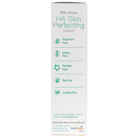 HA Skin Perfecting Lotion with Hyaluronic Acid