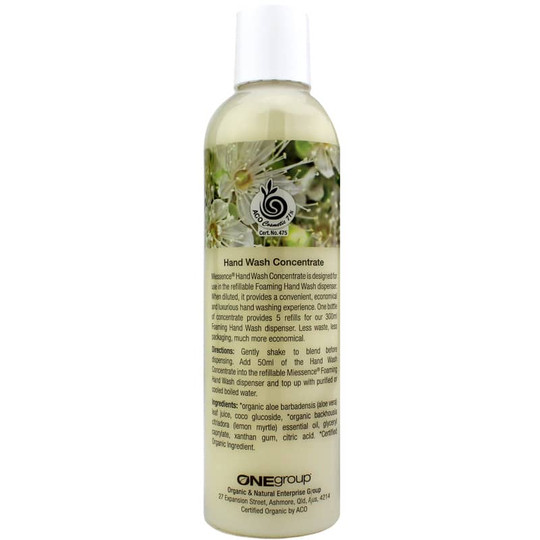 Hand Wash Refill Concentrate