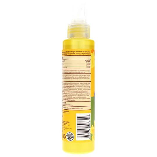 Hawaiian Dry Oil Sunscreen SPF15