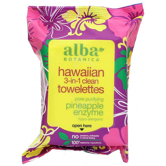 Hawaiian 3 in 1 Towelettes