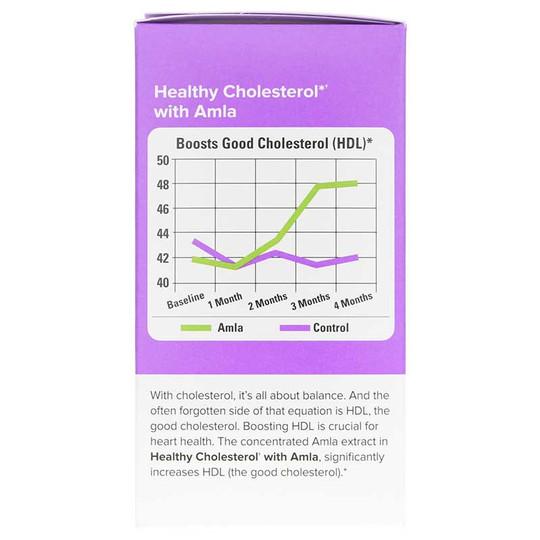 Healthy Cholesterol with Amla
