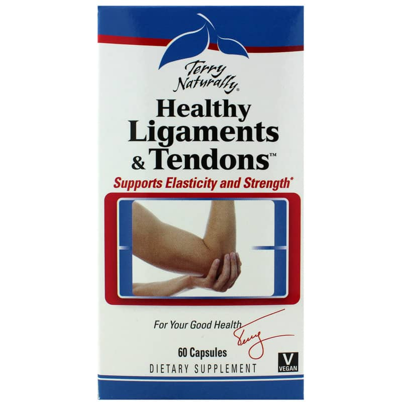 Healthy Ligaments Tendons Terry Naturally