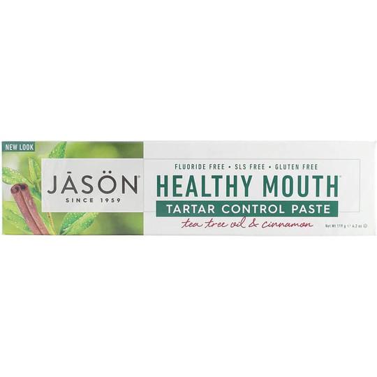 Healthy Mouth Toothpaste Tea Tree &Cinnamon