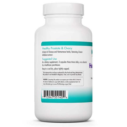 Healthy Prostate & Ovary, 180 Veg Capsules, Nutricology