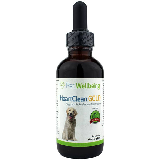 HeartClean Gold for Dogs