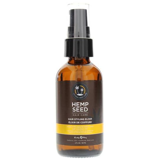 Hemp Seed Hair Styling Elixir