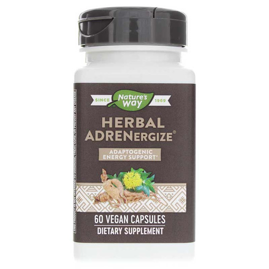 Herbal ADRENergize
