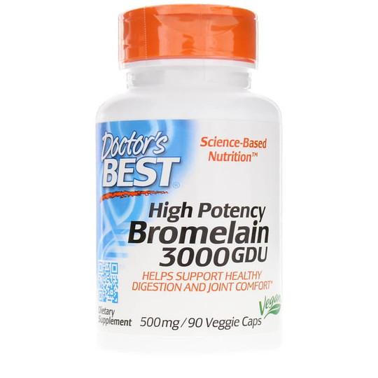 High Potency Bromelain 3000