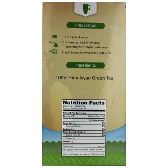 Himalayan Green Tea Ruved