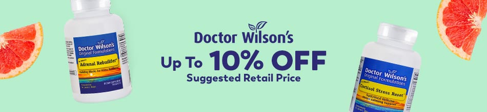 Up to 10% Off Doctor Wilson's