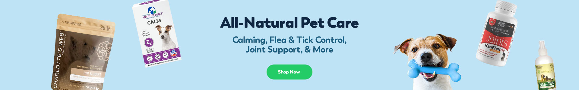 All-Natural Pet Care