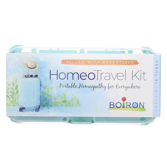 Homeo Travel Kit Filled
