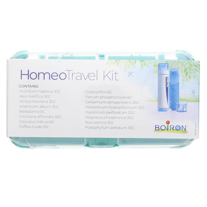 HomeoTravel Kit Filled, Boiron
