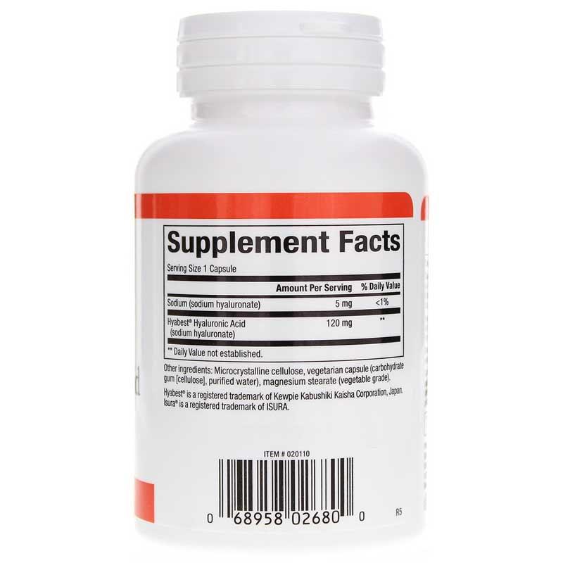 Hyabest Hyaluronic Acid 100 Mg