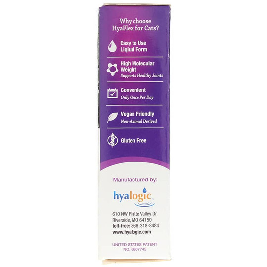 HyaFlex for Cats Hip & Joint Formula