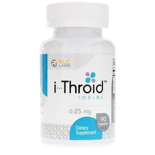 i-Throid Iodine 6.25 Mg