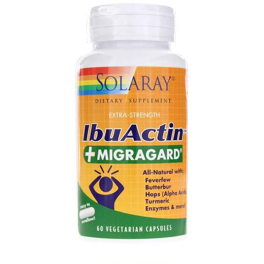 IbuActin + Migragard, Extra Strength Formula